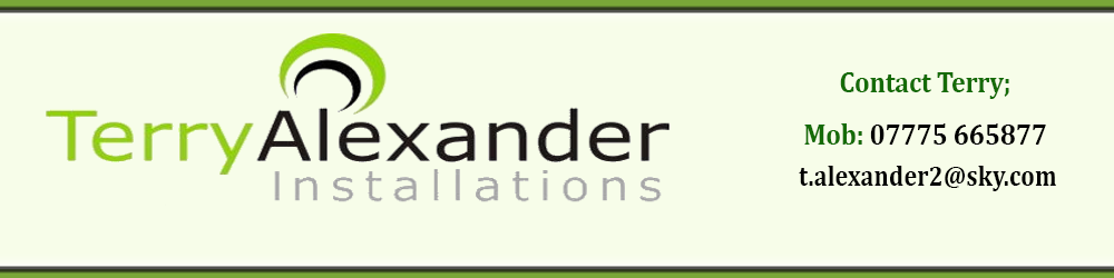 TERRY ALEXANDER INSTALLATIONS - RUSHDEN - NORTHANTS